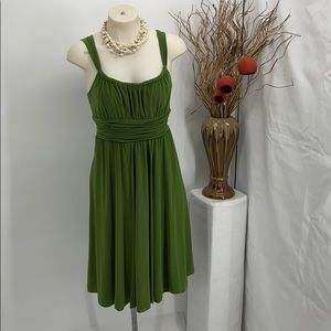 Jones wear green dress size 8